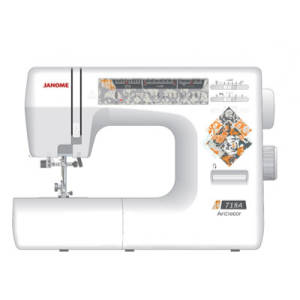 Швейная машина Janome Art Decor 718A